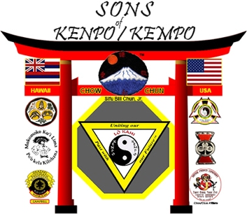 sons of kenpo kempo logo
